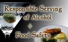 Combo: Responsible Serving + Food Safety for Handlers Online Training & Certification