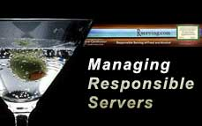 Responsible Serving for Managers